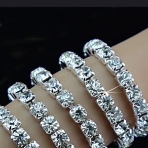 High Quality Crystal Toe Rings That Wont Turn